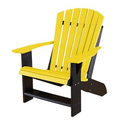 Rosecliff Heights Patricia Plastic Resin Adirondack Chair Color