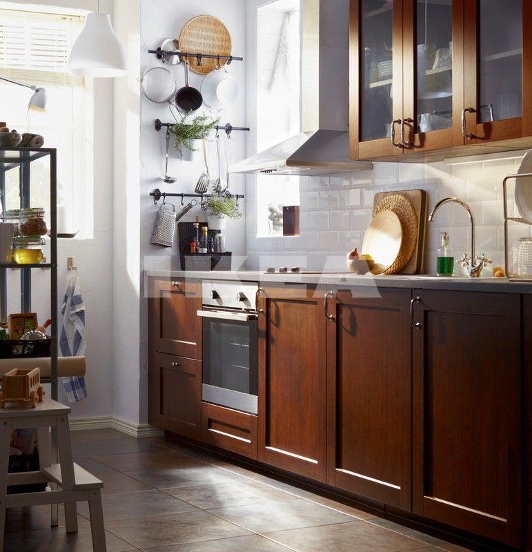 Ikea Edserum Kitchen Decor Pinterest Kitchens, Kitchen decor - ikea küchen bilder