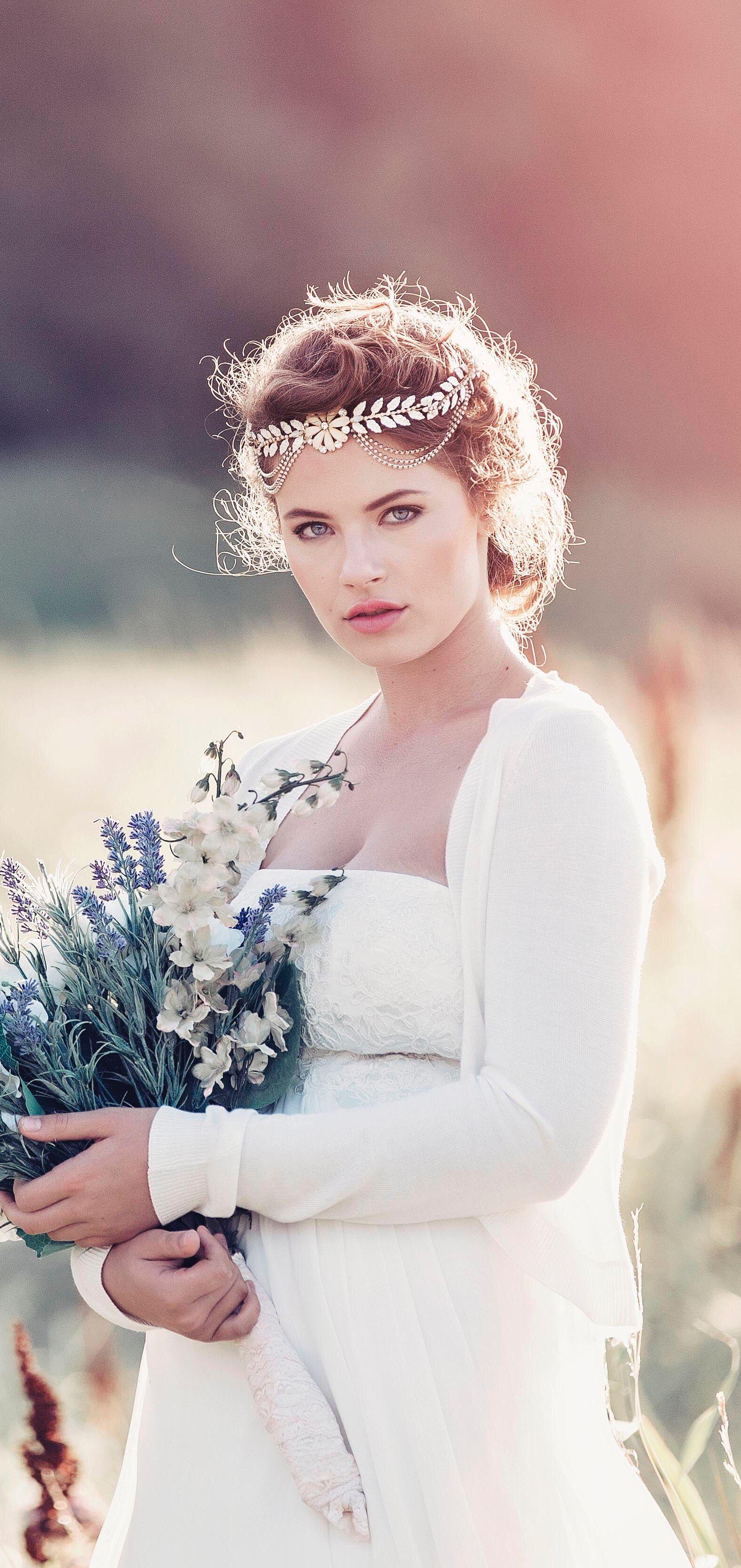 Romantic Decorative Wedding Hair Adornment Wedding Headpiece