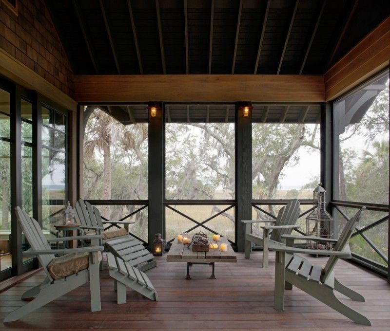 screened in porch ideas with stunning design concept - Screened In Porch Ideas Design