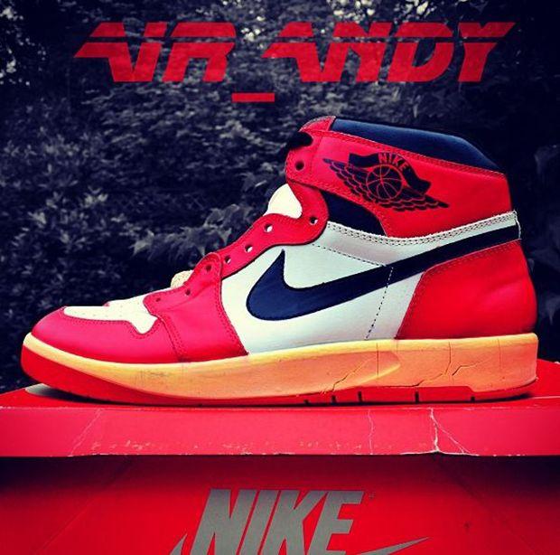 Air Jordan 1.5 Sample | Air jordans, Sneakers, Sneakers nike