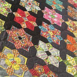 quatro color block (Sue Daley) | EPP quilts | Pinterest | Color ... : sue daley quilt patterns - Adamdwight.com