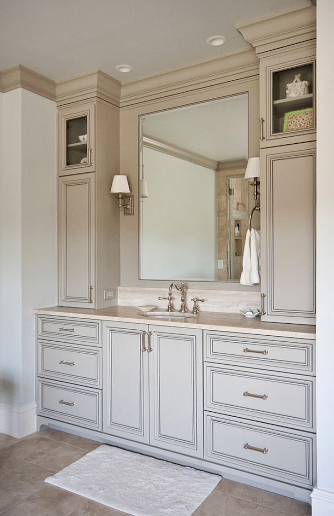 Vanity Designs For Small Bathrooms Endearing 20 Best Double Vanity Design Ideas For Small Bathroom  Double Design Ideas