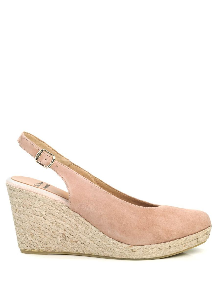 Pin on Suede Espadrilles