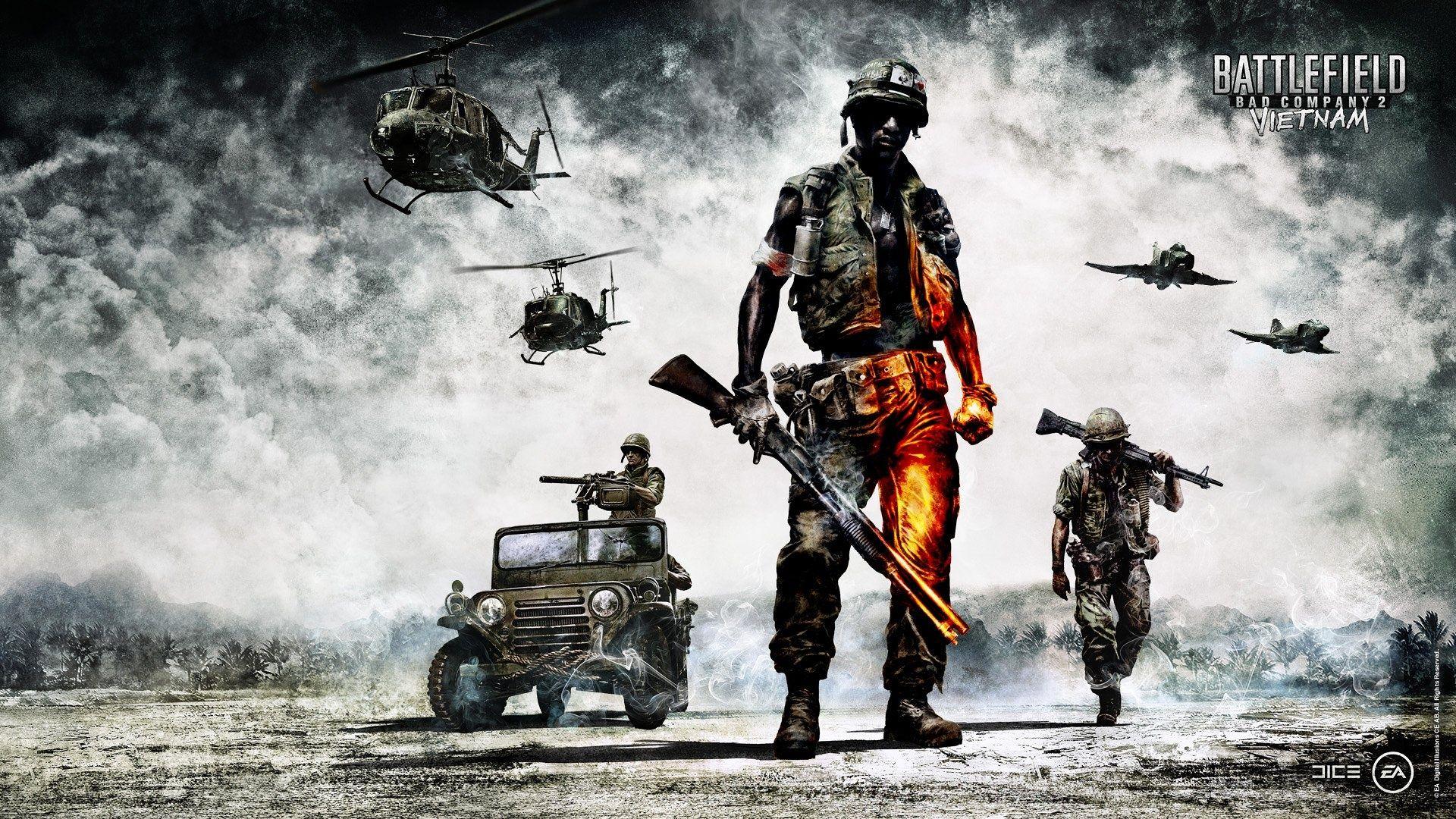 Battlefield Bad Company 2 Vietnam Pc Battlefield Bad Company