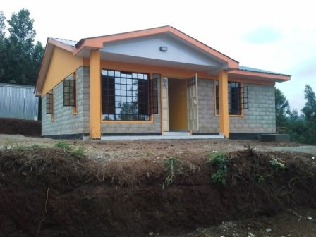 Two Bedroom House Design In Kenya Codeminimalist Net