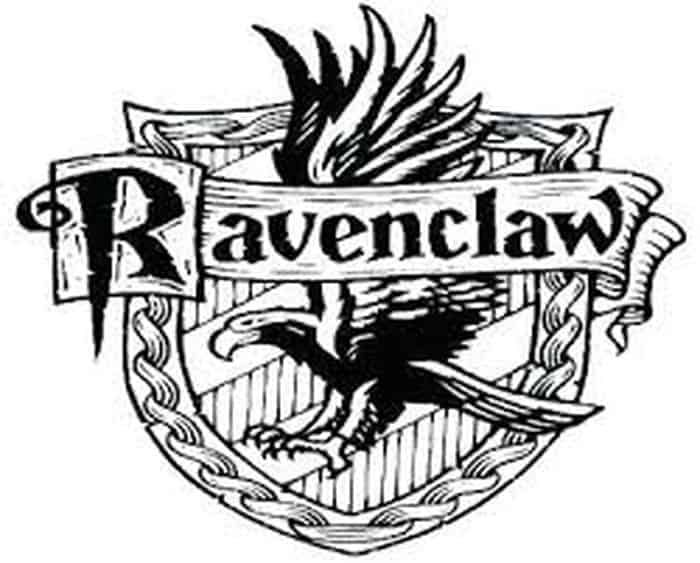 harry potter coloring pages ravenclaw from harry potter