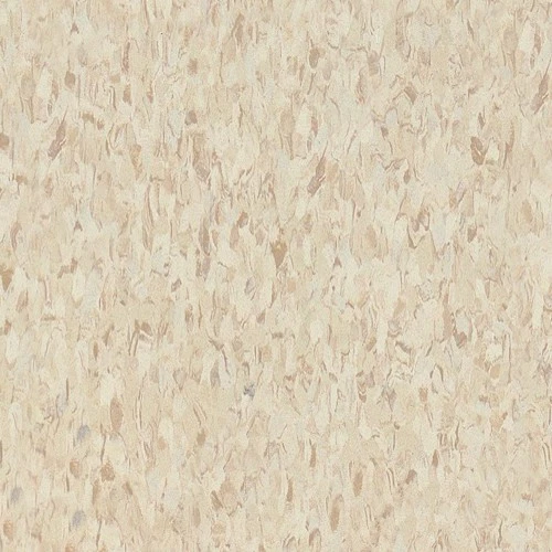 Armstrong Classics Sandrift White 51858 Standard Excelon Imperial Texture Vct Floor Tile 12 X 12 45 Sq Ft Case