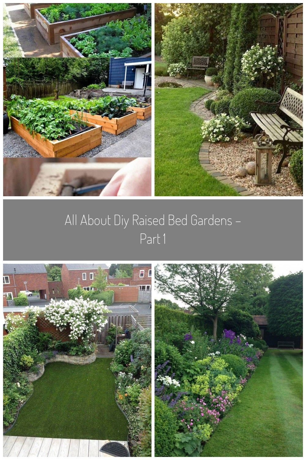 detailed guide on how to build raised bed gardens lots of on favorite beautiful garden design ideas for enhance your yard tips for gardening id=21185