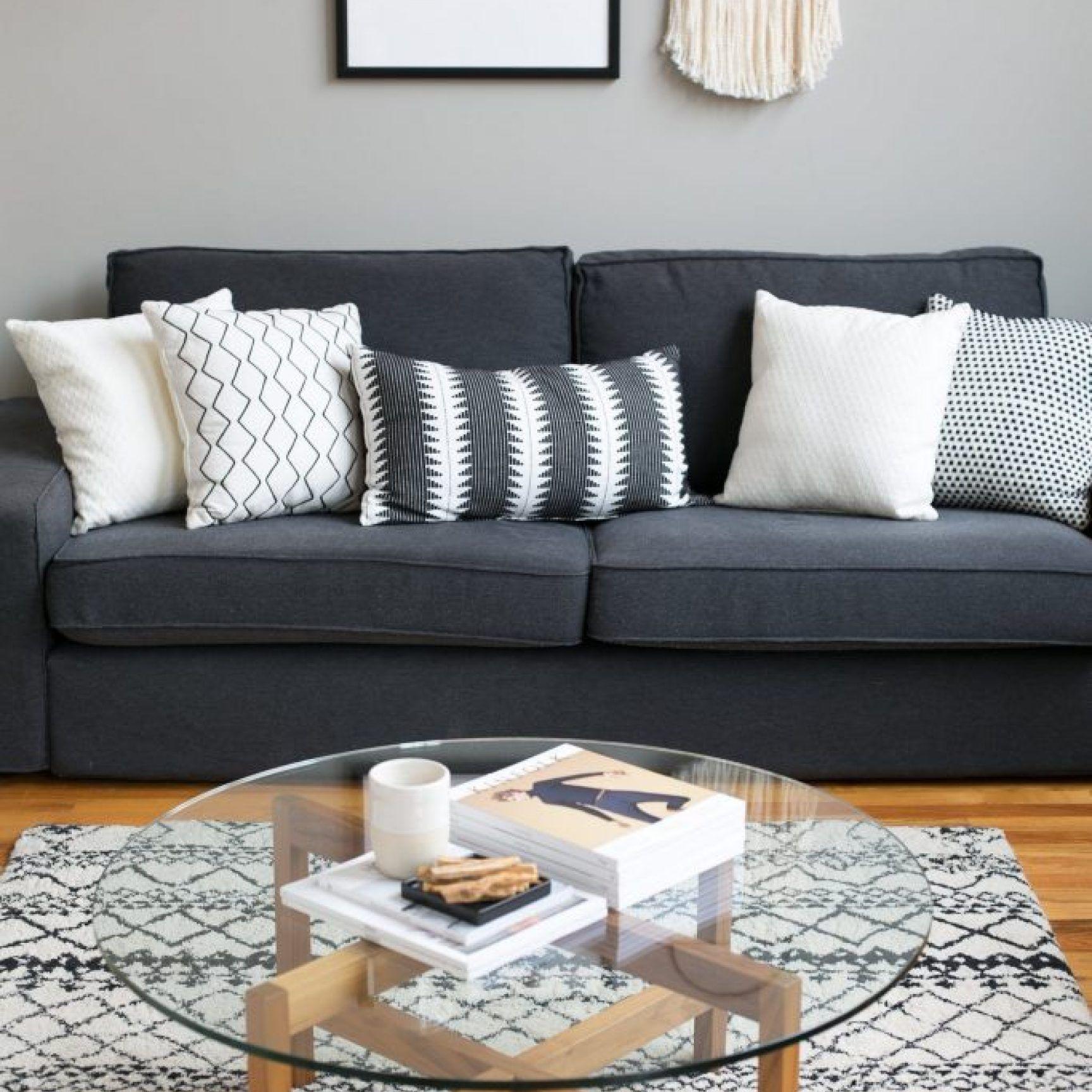 42 The Hidden Truth About Dark Grey Couches Living Room Ideas Exposed Homesuk Couches Dark Ex In 2020 Graue Couch Wohnzimmer Wohnzimmer Grau Wohnung Wohnzimmer