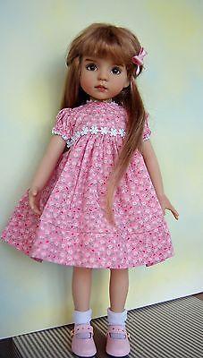Dianna Effner Little Darling 1 Painted by Joyce Mathews of Kuwahi Dolls   eBay. Ends 7/6/14. Start bid was $750.00. SOLD for $2.022.96.