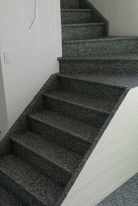 Best An Awesome Shot Showing How To Cover Stairs In A Garage By 640 x 480