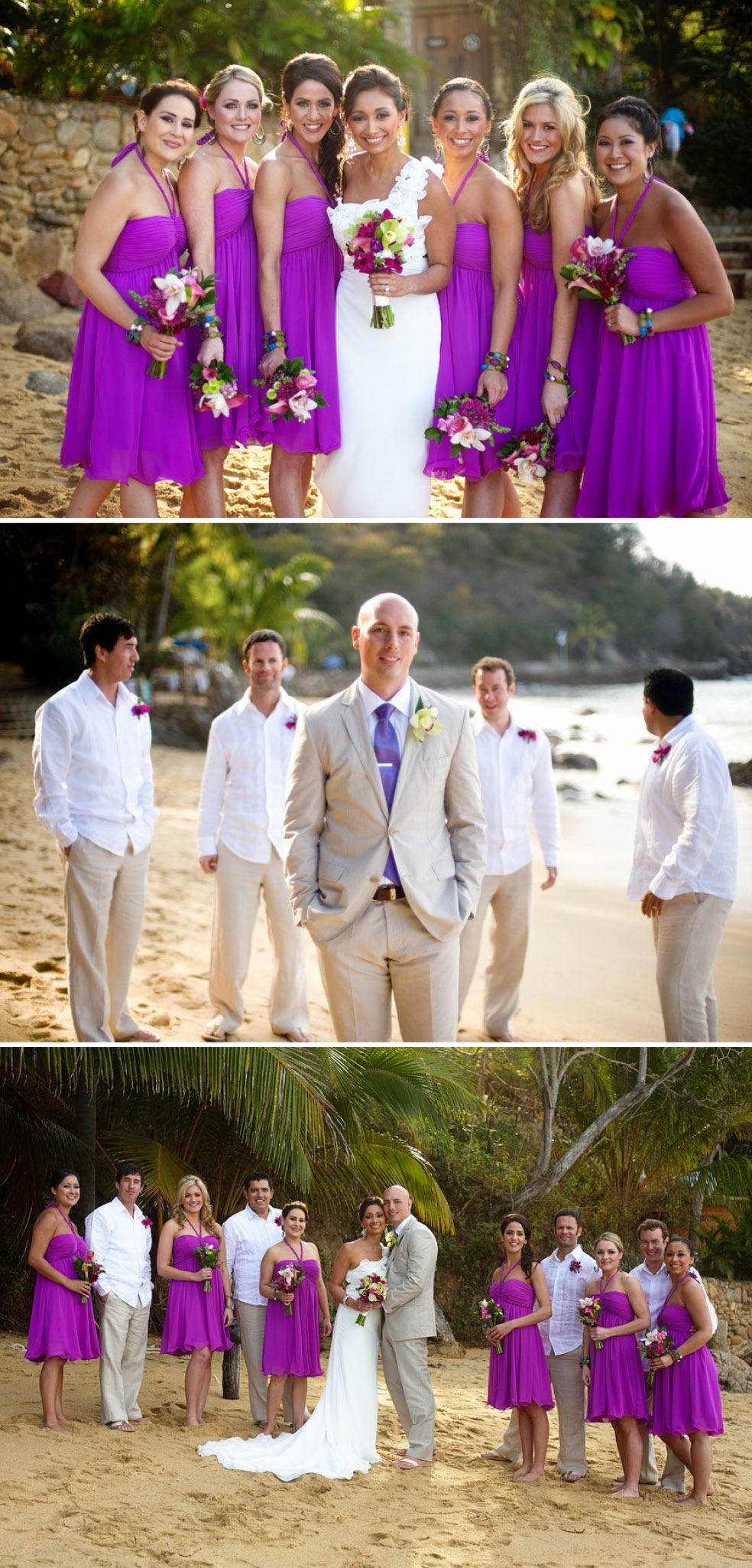 Puerto Vallarta Mexico Wedding At Las Caletas By Kristen Alexander Photography The Celebration Society