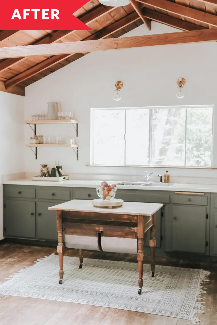 Photo of Before and After: A California Cabin Becomes the Sweet Destination It Always Had the Potential to Be