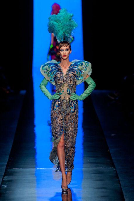 Défilé Jean-Paul Gaultier Haute Couture  - SS 2014 – Paris
