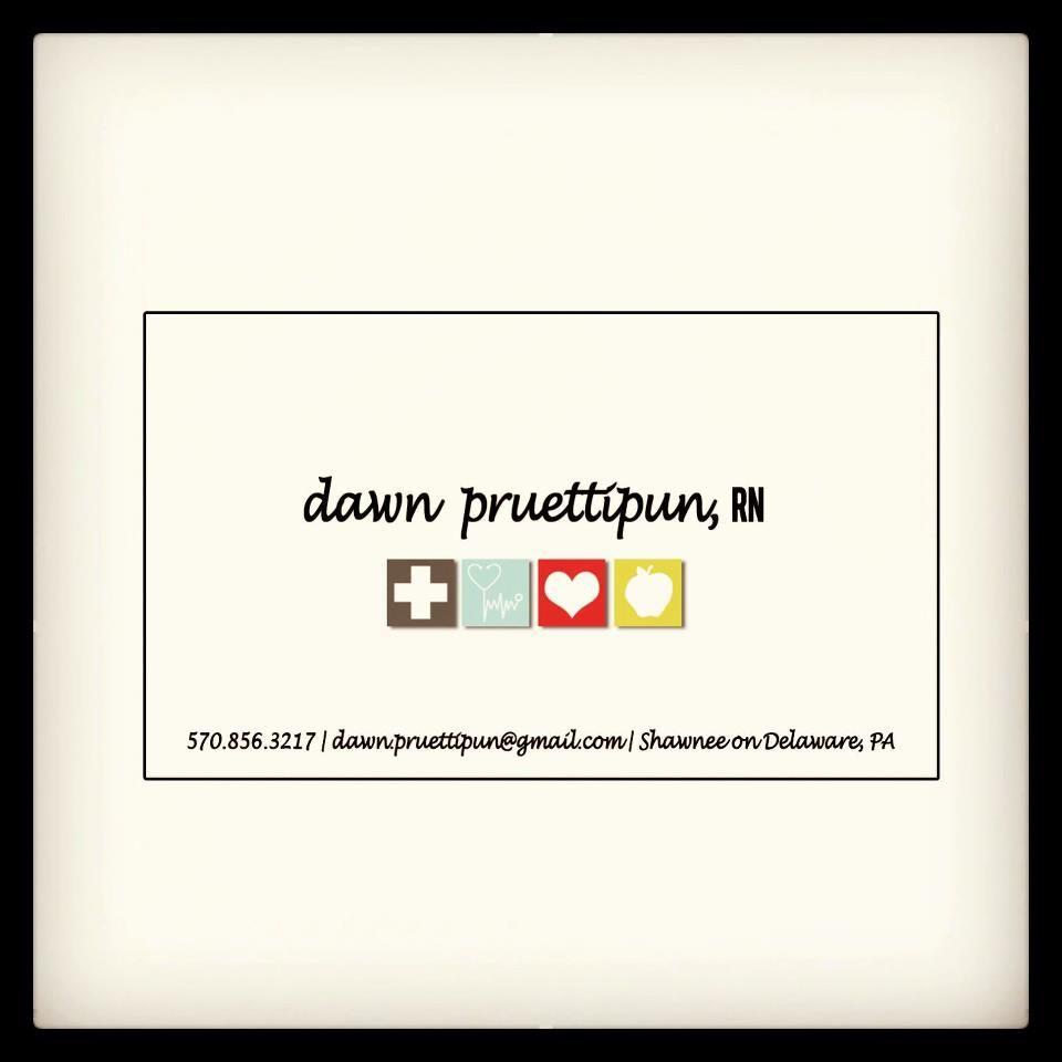 Registered Nurse business card   321 Media   Pinterest   Business ...