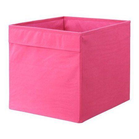 Aufbewahrungsboxen Ikea ikea regalfach dröna aufbewahrungsbox wohnaccessoires pink