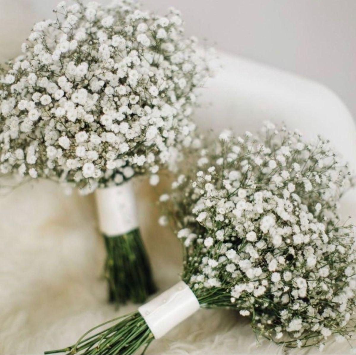 Baby Breath Flowers In 2020 Gypsophila Bouquet Bouquet Wedding Bouquets