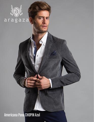 hombre chopin aragaza americana para moda americana de azul pana XHqwg7