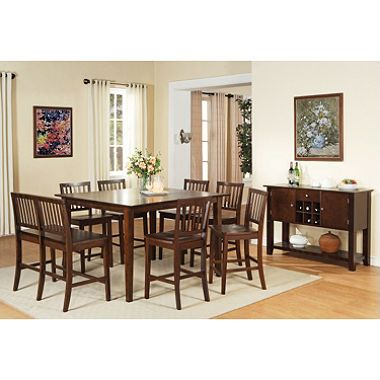 20+ Steve silver branson counter height dining table Best
