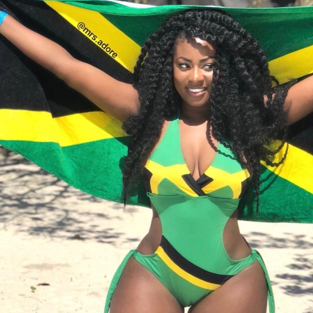 Sexy jamaica girl