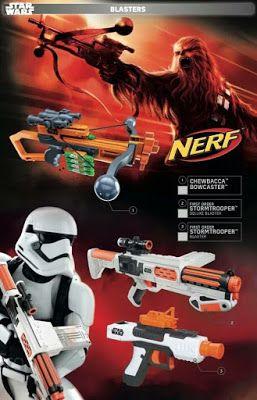 Geek House Creations: New Star Wars Nerfs coming. Nuff said.