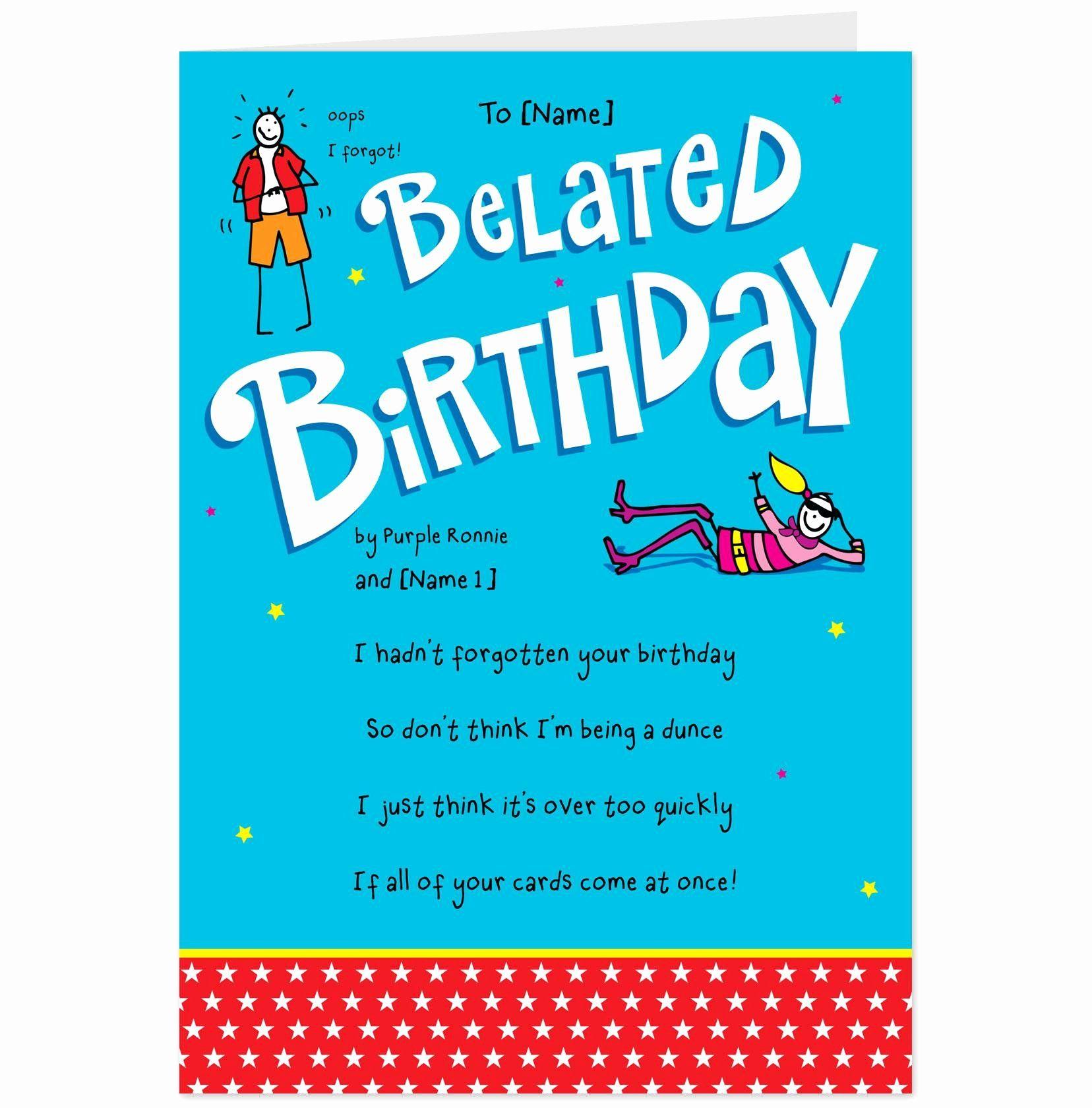 Belated Birthday Party Invitation Elegant Belated Birthday Graphic Birthday Party Invitations Birthday Invitation Card Template Birthday Party Invitations Free