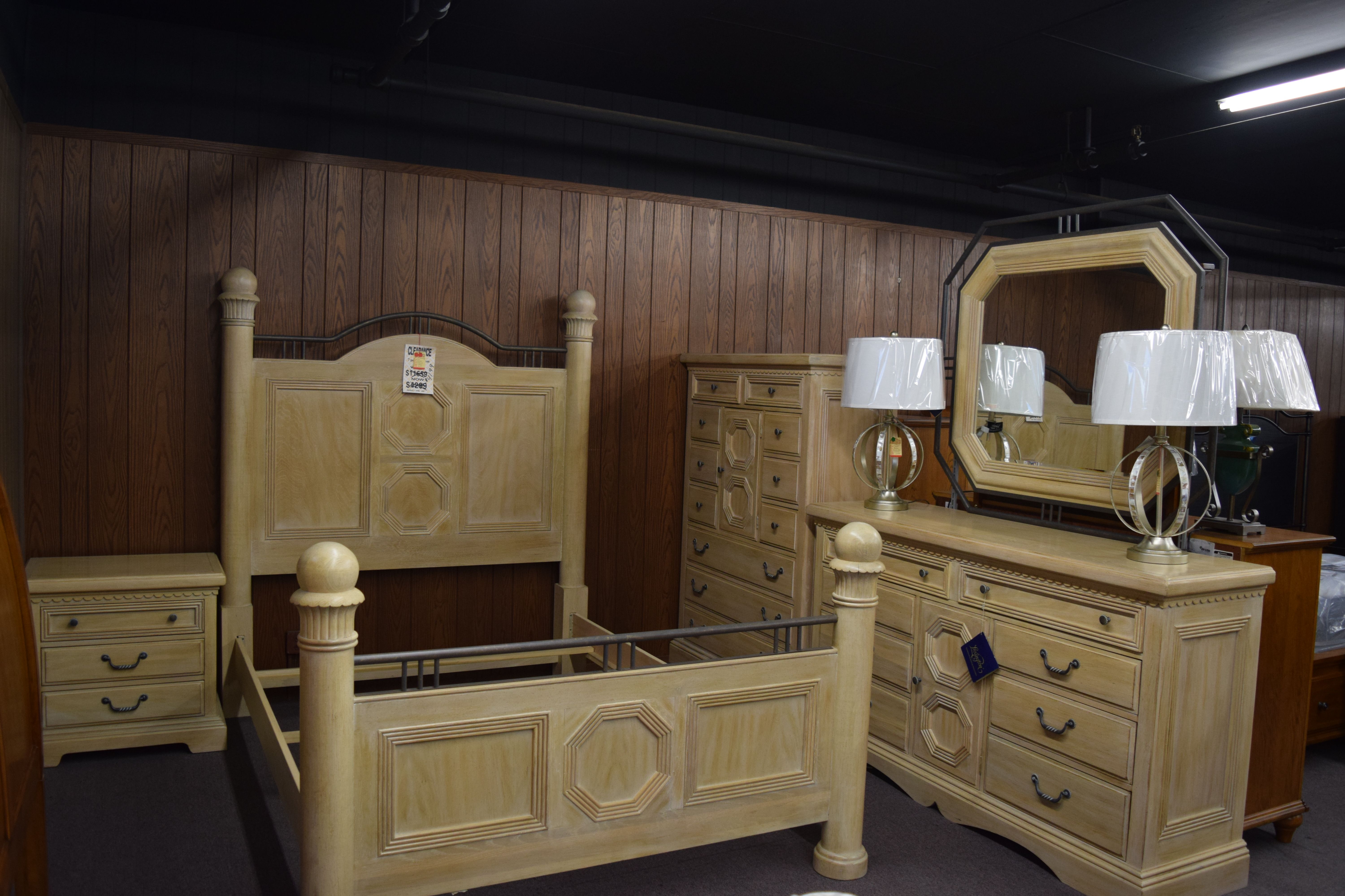 Look At The Detail On This Stunning Bedroom Set Stop By 125 East Main Street