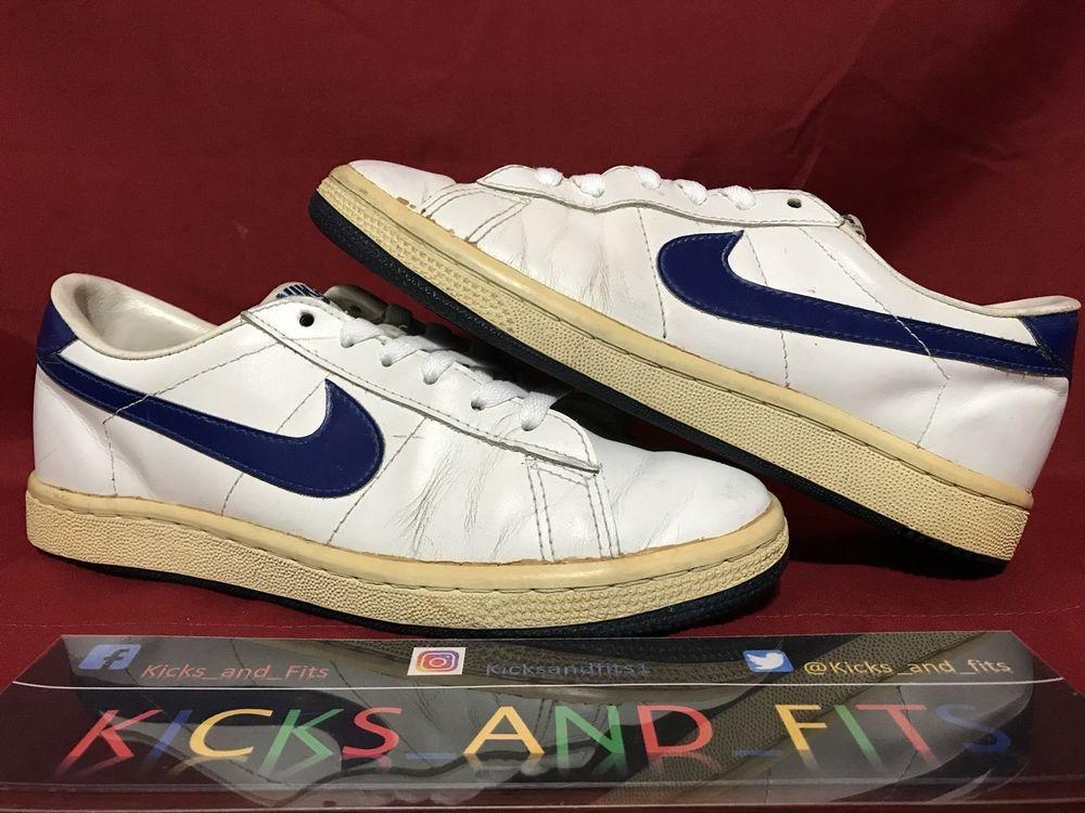 new concept 93173 f679b Vtg Nike Shoes 1984 Penetrator Low Blazer Size 6 Rare OG  Nike   BasketballShoes