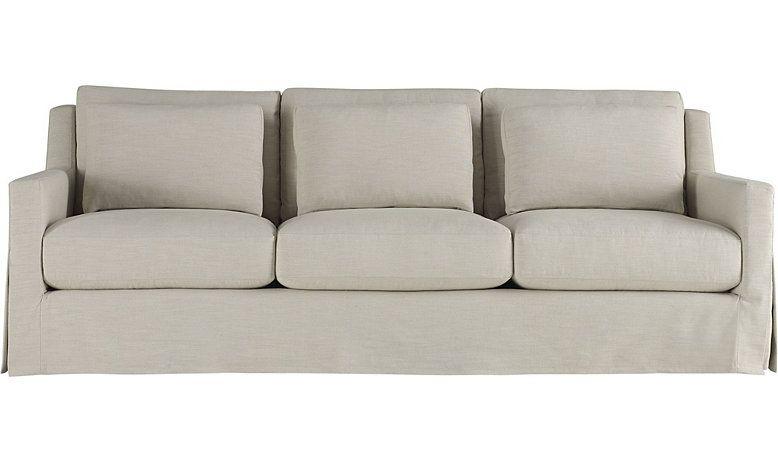 Tiburon Sofa By Barbara Barry 6724s Baker Furniture