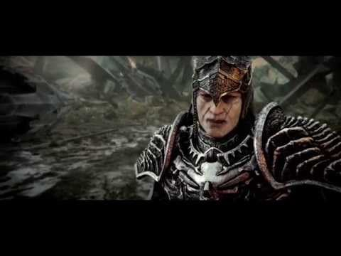 Shadow of Mordor - Story Trailer - Sauron's Servants - YouTube