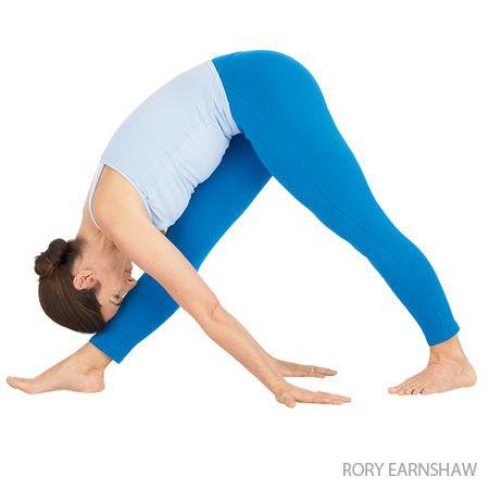 intense side stretch pose  yoga poses for men yoga