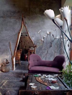 porque mi casa cob un día ... :) por estela