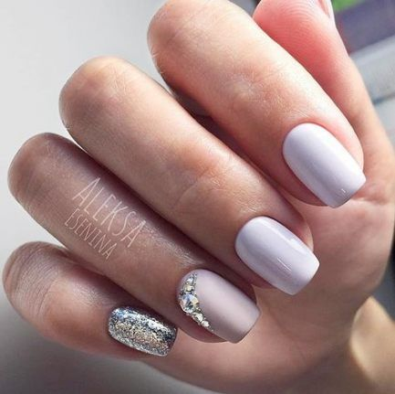 hair silver lilac nail design 27 ideas  lilac nails