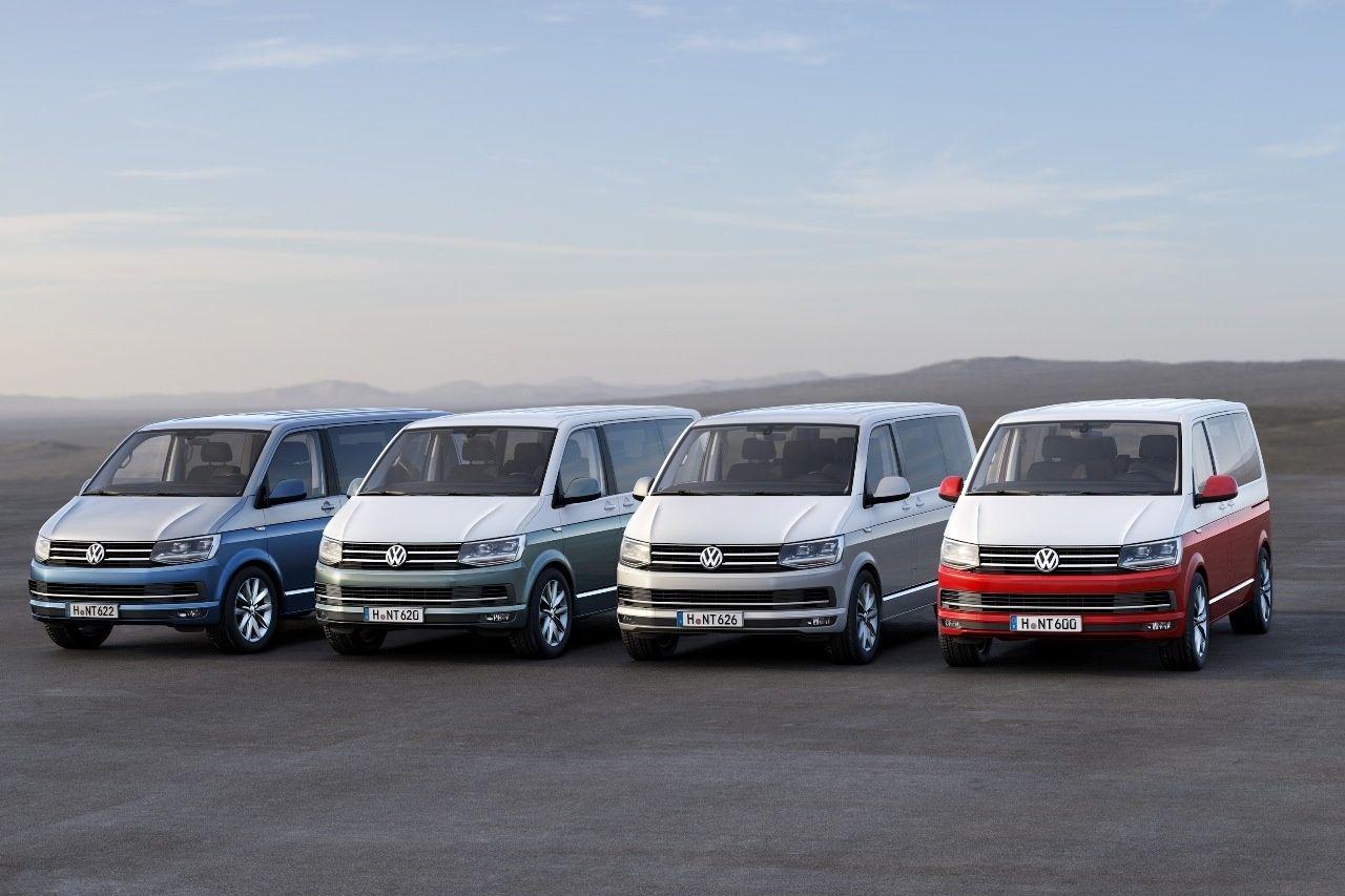 VW lança nova geração do T6, o substituto da Kombi