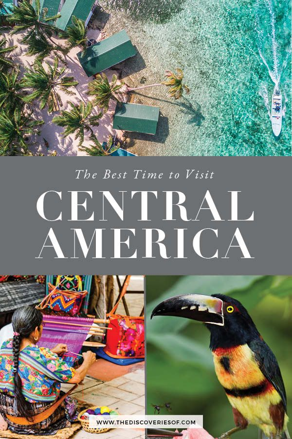 Planning The Perfect Central America Trip. Everything You Need to Know
