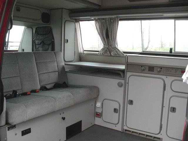 Image result for vw t3 camper interior plans | campers | Pinterest ...
