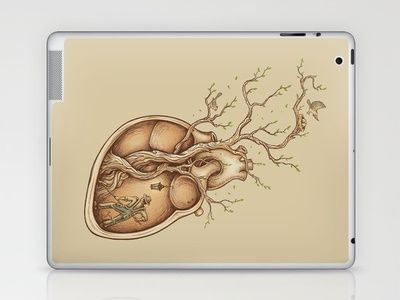 Tree of Life Laptop & iPad Skin by Enkel Dika - $25.00
