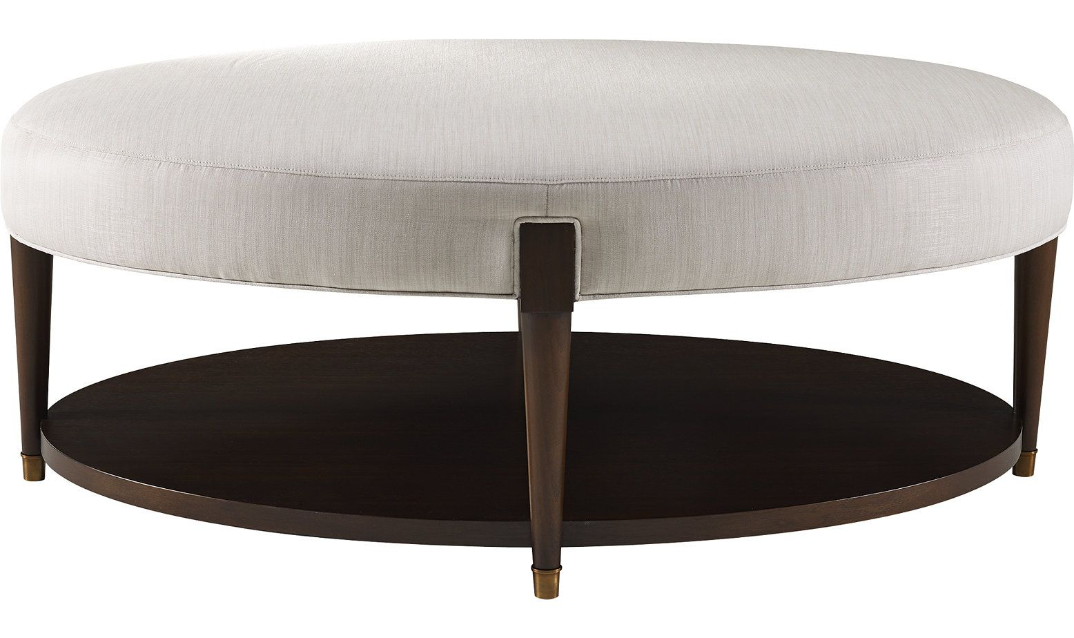 Ondine Oval Cocktail Bench by Barbara Barry - 3690 | Baker Furniture ...