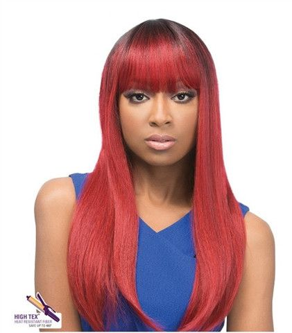 Outre Quick Weave ECO Synthetic Wig ARIEL #luxhairdepot #ariel #outre #quickweave #ecowig