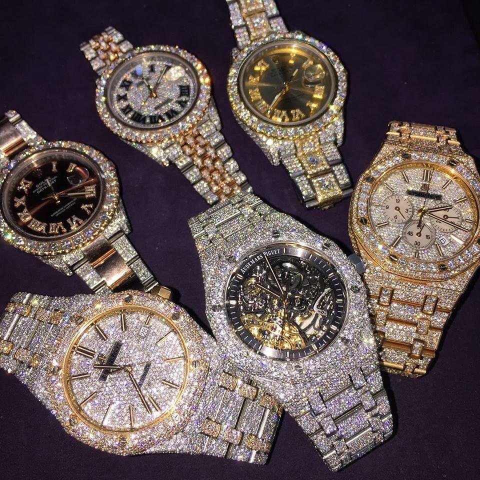 Pin von Armbanduhr auf Luxury in 2020 | Luxus uhren, Uhren