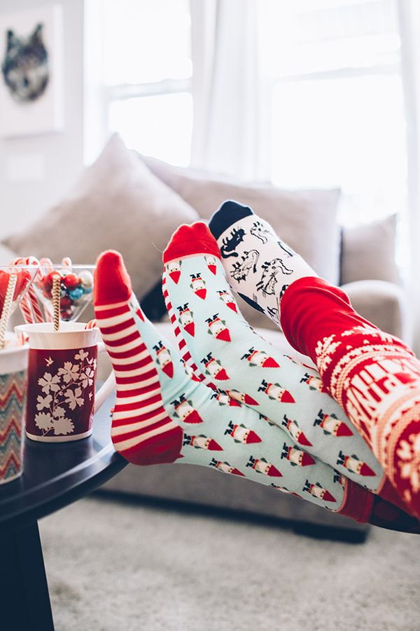Christmas Slumber Party | Styled Avenue