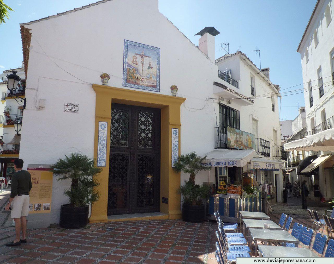 Hermita de Santiago. Casco antiguo de Marbella