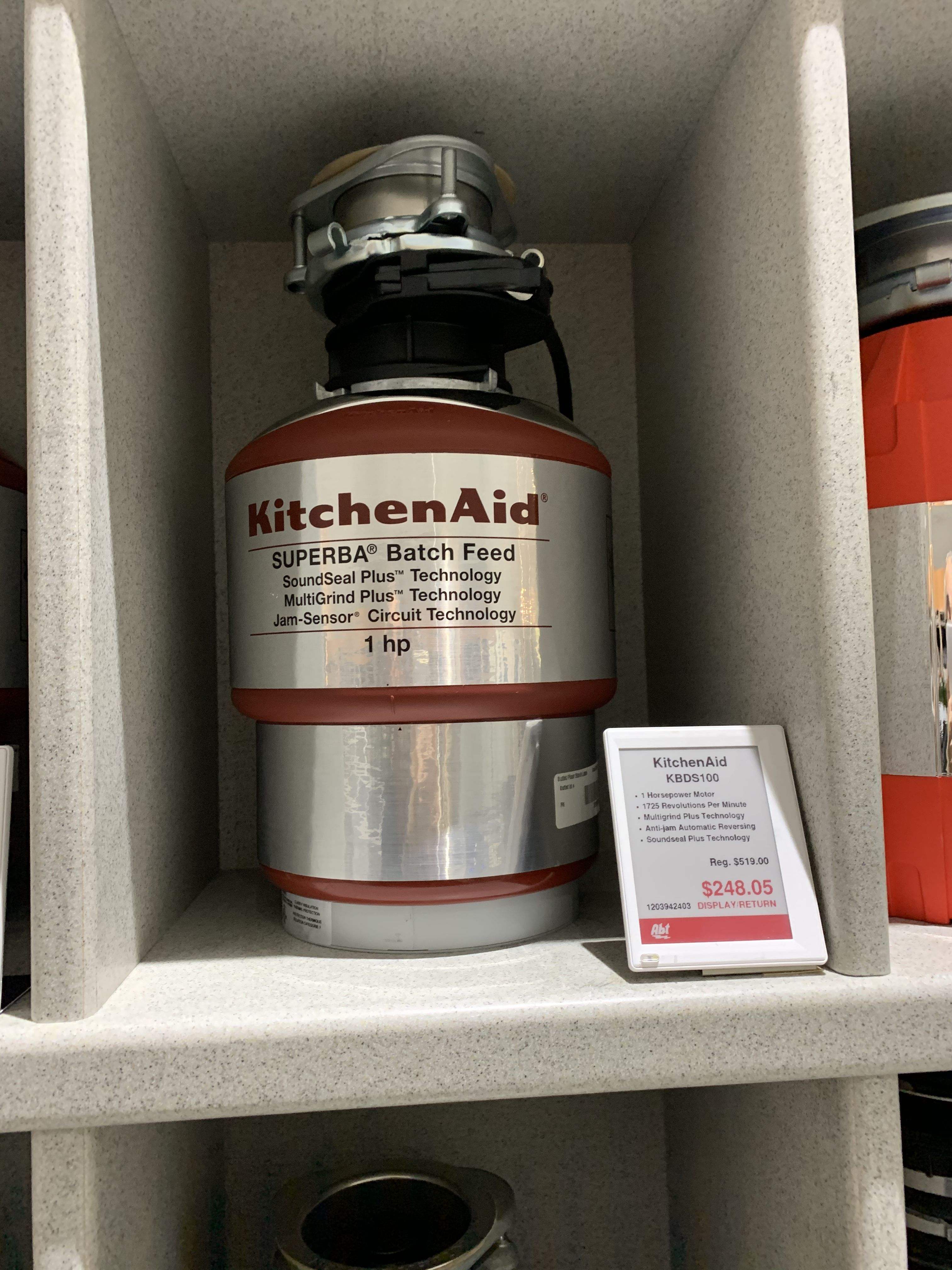 how to fix a garbage disposal jam