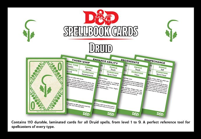 image relating to Printable 5e Spell Cards identified as Spell playing cards for 5e versus Wizards ~ DD/RPGs ~ inside 2019