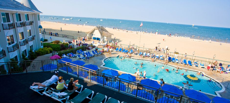 Cedar Point Breakers Hotel 2017 Opening Day May 10th