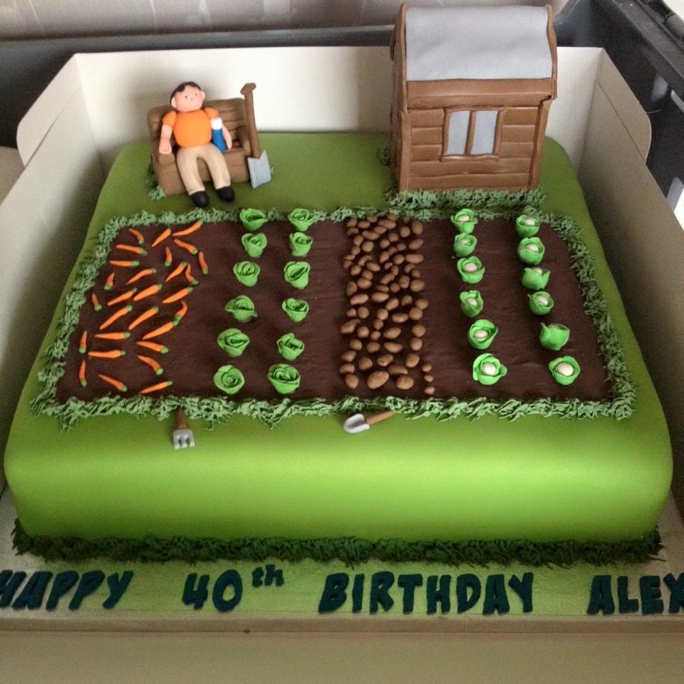 Allotment Cake                                                       …