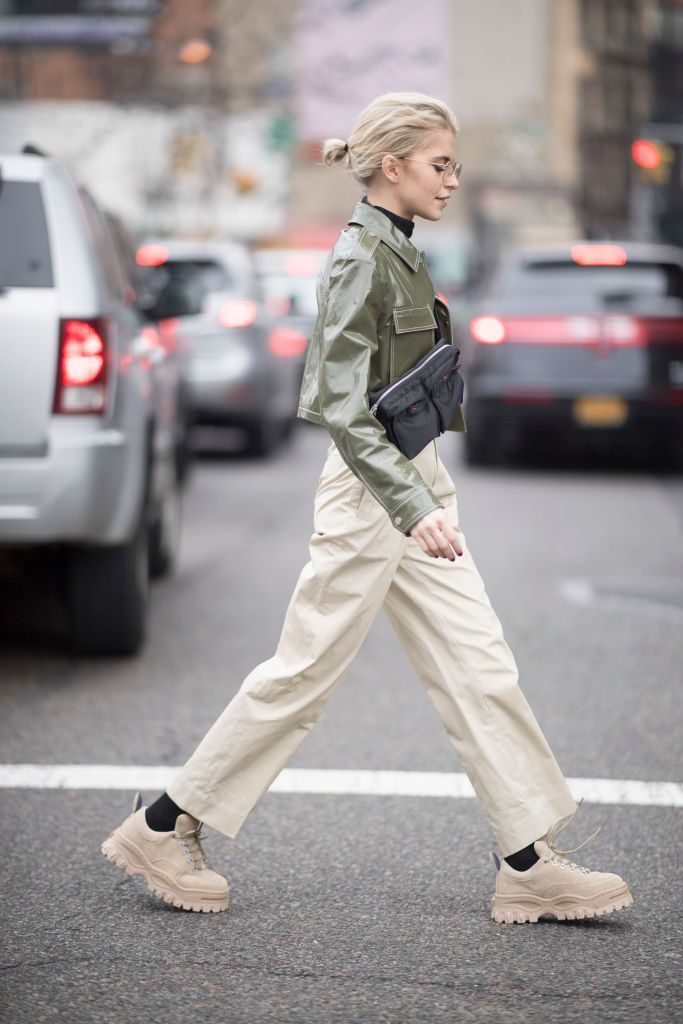 The best street style from New York Fashion Week Feb '18   FQ