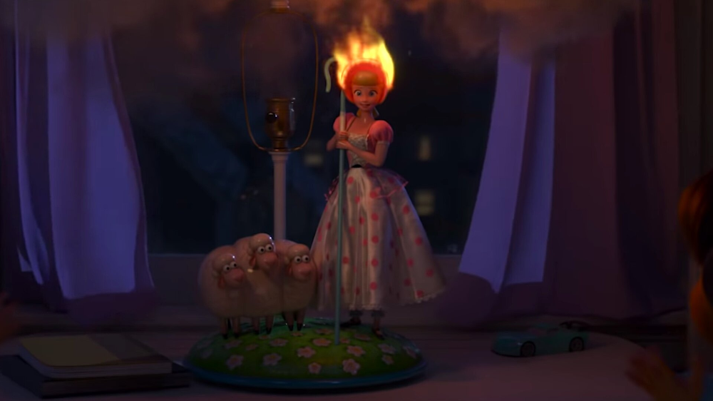 Trailer For Pixar S New Toy Story Short Lamp Life Which Explores What Happened To Bo Peep Geektyrant In 2020 New Toy Story Toy Story Bo Peep