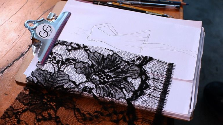 How To Draw Lace Fashion Sketching Lace Drawing Fashion Sketches Fashion Drawing Sketches